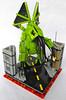 Cthulhu Rises (Imagine™) Tags: city toys lego cthulhu minifig creature vignette rebrick foitsop imaginerigney rebrickbuildingchallenge