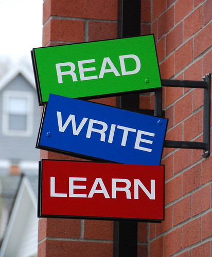 Read Write Learn by afagen, on Flickr