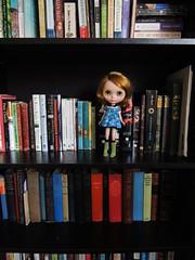 Blythe a day July6- Books