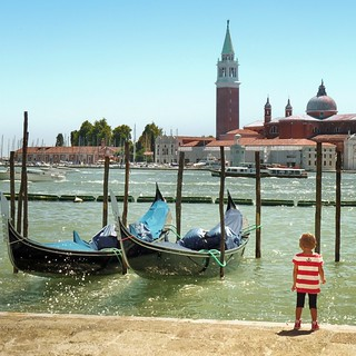 Venice soon to have a female gondolier