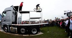 Truckfest 10 (Animal Bike Tour) Tags: animal bike mercedes bmx tour luke ashton blake samson wd40 2012 martyn stunts vito madigan truckfest
