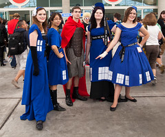 Dr. Who Cosplay (uncle_shoggoth) Tags: california comics costume san sandiego cosplay who dr diego rory doctor convention tardis costuming comiccon geeky sdcc
