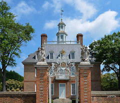 Governor's Palace (jt893x) Tags: nikon colonialwilliamsburg governorspalace 18105mm d7000
