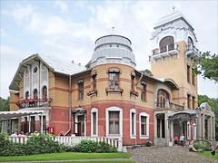 La villa Ammende (Pärnu, Estonie)