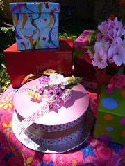 round hat box cake (xLaurieClarkex) Tags: art cakes all rights tips recipes custom edible reserved creations tutorials xlaurieclarkex wwwsweetcelebrationsus sweetcelebrationsus sweetcelebrationsuscakes