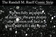 # 8,381 Snow 16 (Randall M. Rueff 1973 A.D.) Tags: 3008 therandallmrueffcomicstrip8 399ofbook22