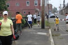 Community Clean-Up Day - 2012 (newvisionintl) Tags: community connecticut bridgeport newvision nvim dereklcalhoun