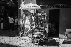Granita - Napoli (Martok) Tags: napoli neaples granita januarius gennaro love michele pizzeria san saint pizza caff coffee espresso vespa leica monochrom