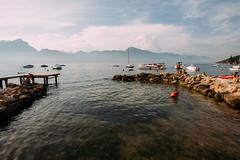 Torri del Benaco (Ale Fiorio) Tags: lake garda wideangle 2035 f28l water canon canon5d 5dclassic 5dold 5d seriel landscape summer vacation travel