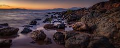 Mid tide. (lynamPics) Tags: 3514l 5dmkii pallarenda sunrise townsville australia landscape leefilters