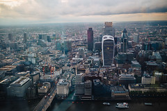 {london skyline} (Audrey Meffray) Tags: london londres skyline uk theshard thames sunset ue europe greatbritain canon canon6d sigma35mm14art 35mm