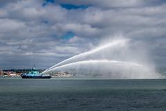 untitled-101.jpg (Kinesthesis) Tags: phenix raftrace southamptonwater waterjet southampton hythe tug hampshire sea