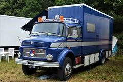 DSC_3106 (2) (Kopie) (azu250) Tags: ravels belgie weelde 3e oldtimerbeurs car truck tractor classic mercedes 1113