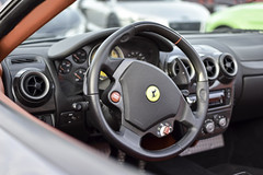 (Distinguished Visuals) Tags: cockpit ferrari f430 spider interior 430 distinguishedvisuals supercar