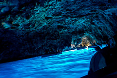Blue Grotto - Capri (warner_pics) Tags: island capri blue grotto cave sea italy sorrento amalfi coast ilce5100 sony alpha a5100 kitlens