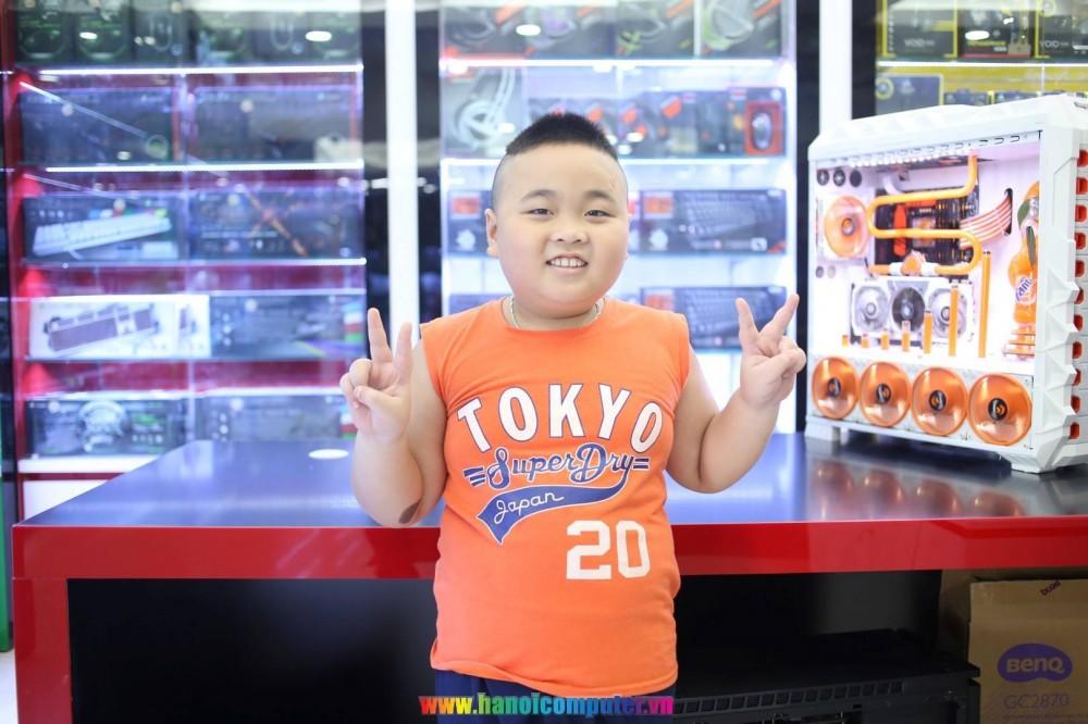 Nhiều bạn trẻ quan tâm và mua sắm tại HANOICOMPUTER - Hải Phòng
