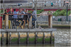 Afternoon drinks & peace out! (RissaJT_23) Tags: ponyfishisland melbourne melbournecity yarrariver drinks afternoondrinks river rivervenue sundayafternoon canon6d canon canoneos6d canon70200mm