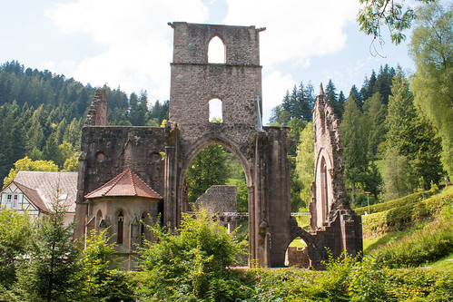 Abbaye d'Allerheiligen