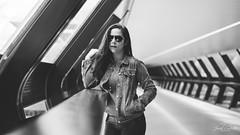 Portrait. (Jordi Corbilla Photography) Tags: portrait portraitwoman portraitprofessional nikon d750 50mm 18 fullframe blackandwhite bw photography jordicorbilla jordicorbillaphotography