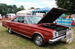 UCD 721 (Nivek.Old.Gold) Tags: 1967 plymouth belvedere gtx 7500cc