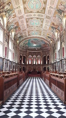 Royal Holloway chapel, University of London, Egham (Pjposullivan1) Tags: royalholloway universityoflondon egham collegechapel