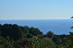 montemarcello (dinapunk) Tags: montemarcello italy liguria sea ship