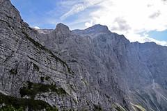 Triglav (2864 m), Triglavski narodni park, Slovenija / Triglav (2864 m), Triglav National Park, Slovenia (Hrvoje aek) Tags: triglavskinarodnipark triglavskinacionalnipark triglavnationalpark triglav severnastenatriglava sjevernastijenatriglava northfaceoftriglav tominkovapot tominkovput tominkovastaza tominekroute staza trail narodnipark nacionalnipark nationalpark julianalps julijskealpe julischealpen alpigiulie alpe alps aplen alpi priroda nature planina mountain planine mountains planinarenje hiking pogled view pejza landscape panorama stijena rock stijene rocks litica cliff litice cliffs nebo sky oblak cloud oblaci clouds northface ljeto summer hribi hill dreikopf montetricorno sjevernastena sjevernastijena slovenija slovenia slowenien d3300