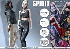 SPIRIT - Kee outfit (SPIRIT) Tags: beausy byspirit fiore itgirls lelutka maitreya mandala newfaces spirit uber