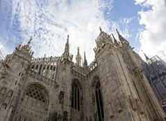 Il Duomo. (Reich P.) Tags: duomo miln milano roma rome