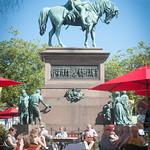 Prince Albert Statue, Charlotte Square Gardens