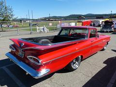 swap meet cars 15 (bballchico) Tags: swapmeet goodguys goodguysspokane forsale chevrolet elcamino 1959