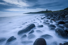 Grey Day (Stu Meech) Tags: dunstanburgh castle sunrise grey cloudy sea northumberland nikon d750 1635 leefilters stu meech