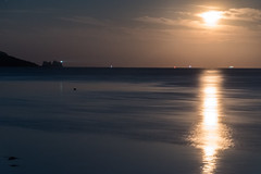 DSE_3248 (alfiow) Tags: moon moonlit moonset needles totland