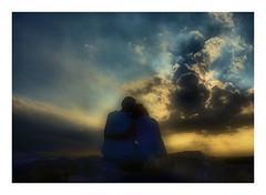 """Together can be forever ! (CJS*64 """"Man with a camera"""") Tags: together forever love couple always nikon nikkorlens nikkor nikond7000 dslr d7000 cjs64 craigsunter cjs sky sunset spain ciutadella menorca"""