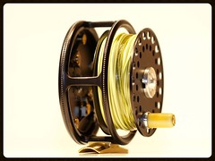 Flickr Friday  -  #Precision (Jeanni) Tags: precision flickrfriday flyfishing reel mechanism hardy mechanical