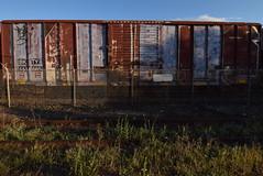 KEEP6 (TheGraffitiHunters) Tags: graffiti graff spray paint street art colorful freight train tracks benching benched keep 6 keep6 boxcar whole car