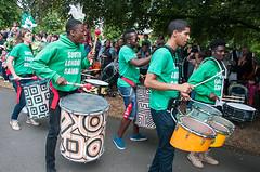 South London Samba (McTumshie) Tags: hornimanbrazil 20160904 hornimancarnival hornimanmuseum london mandingaarts southlondonsamba carnival costumes dance dancing england unitedkingdom