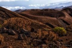 Crossing Volcanos (galvanol) Tags: atlantic caboverde santoantao topedecoroa coast desert galvanol hiking landscape volcano