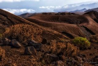 Crossing Volcanos