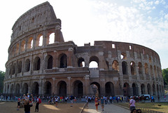 Colosseum (kfinlay) Tags: rome italy ancient monument romans historic italia