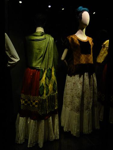 Exposición: Los Vestidos de Frida