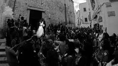 Matrimonio a Polignano a Mare (anthos2.0) Tags: wedd puglia italia polignano fisheye canon600d canon me followme love kiss bnw