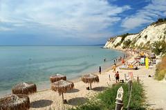 Kibella beach, Kavarna (Morkovica) Tags: beach summer bulgaria nikon d5100 sea blacksea