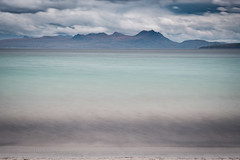 Mellon Udrigle (Stewart R) Tags: toonies2016 fuji xpro2 sea beach water gruinard bay inverpolly mountains wester ross highland scotland landscape seascape long exposure mellon udrigle