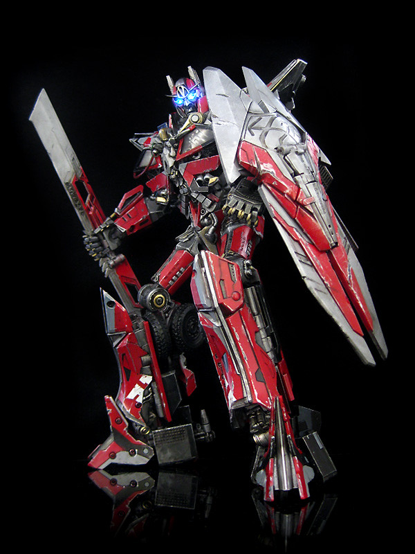 The World's most recently posted photos of kitbash and prime