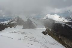 Sulla cima del Viz (Emanuele Lotti) Tags: italy parco mountain alps trekking de la italia mare 2006 agosto 23 monte alpi montagna trentino cima monti stelvio escursionismo cevedale vioz palon retiche viz