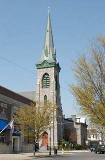 St. Mary Church 08030