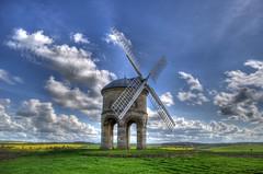 Chesterton Windmill (WezD) Tags: windmill nikon chesterton avon hdr stratford upon photomatix d5100 flickrstruereflection1 flickrstruereflection2
