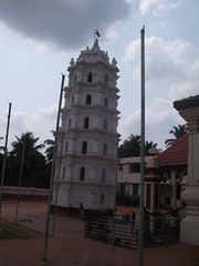 Lamp Tower (Terry Hassan) Tags: india temple goa hindu quela kavale ponda shrishantadurga deepmal devuls deepstambha lamptower