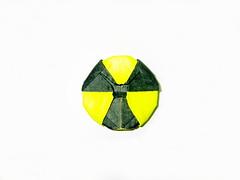 Radiation Symbol (Al3bbasi.) Tags: origami symbol radiation radiationsymbol al3bbasi